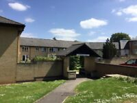 FIRST TWO WEEKS FREE - Over 55s Only - ONE BEDROOM, SECOND FLOOR FLAT, THE MOUNT, TAUNTON