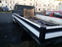 Transit mk7 body and parts very good condition