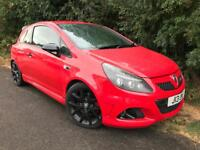 Vauxhall corsa VXR low mileage READ AD