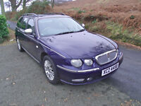 Rover 75 Connoisseur Se Estate 2004 1.8 manual