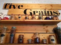 Five Grains - Cafe Assistant