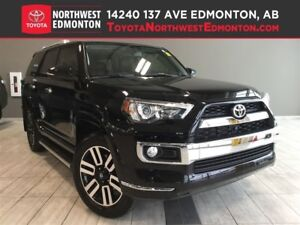 2016 Toyota 4Runner Limited   H/C Seat   Nav   Leather   Park As