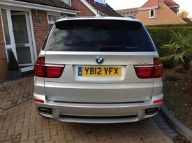 BMW X5 3.0d Xdrive Msport