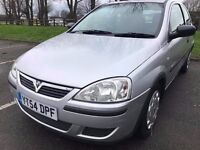 54 Plate, 1.0 Petrol Vauxhall Corsa, Service History, Long M.O.T only 59k On the Clock !!!
