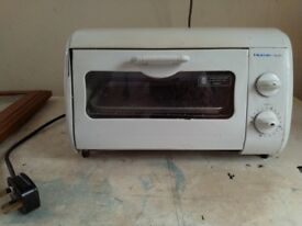 Combi oven and grill