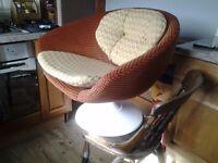 Mid Century Overman chair - Rare Swedish chair