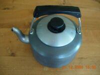 Genuine AGA hard annodised aluminum kettle 3 litre