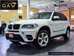 2012 BMW X5 35I TECH PKG,PANORAMIC ROOF,NAV,AROUND VIEW CAM,AC