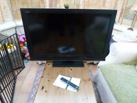 Sony Bravia 40 Inch Led Tv with Remote control and Manual.Hardly Used
