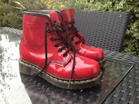 Brand new never work Dr Martens Air Wair boots