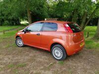 Fiat Grand Punto 2006. 1.2 petrol. Mileage 67400.