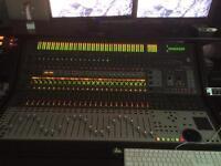 Digidesign Protools Control24 Focusrite Mixing Desk