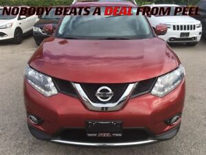 2014 Nissan Rogue SL**HTD SEATS**BACK-UP CAM**PANORAMIC ROOF**