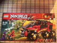 Lego 70750 Ninjago mini figures NEW & sealed rare discontinued retired Collectible toy can post