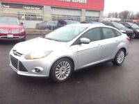 2012 Ford Focus Titanium At Bayfield Ford Lincoln In Barrie