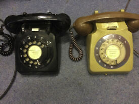 Vintage Phones (together or seperate)