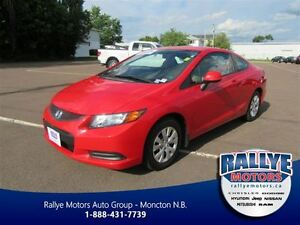 2012 Honda Civic LX! Keyless! Bluetooth! Save!