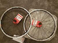 Brand New New Fulcrum Racing 5 bike road wheels
