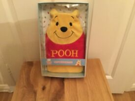 Winnie the Pooh hot water bottle