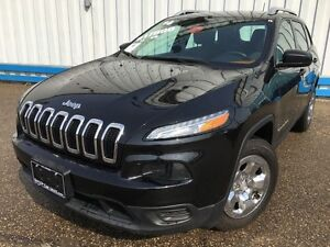 2014 Jeep Cherokee Sport 4x4 *HEATED SEATS*