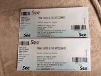 2 frank carter and the rattlesnakes tickets