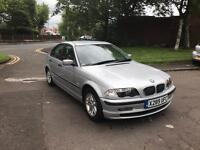 2000 BMW 3 SERIES 12 MONTHS MOT 5 DOOR 2.0L DIESEL FOR SALE