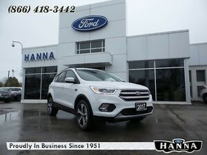 2017 Ford Escape *NEW* SE *201A* LEATHER*4WD 2.0L ECOBOOST