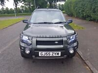 LAND ROVER FREELANDER 1 HSE TD4 (BMW ENGINE) 55 REG