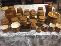 Hornsea Pottery. Mostly Saffron Collectable