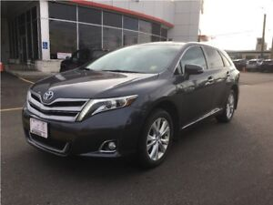 2013 Toyota Venza V6 AWD, NAV, LEATHER, PANOROOF