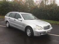 2002 Mercedes C220 CDI Classic automatic Diesel estate