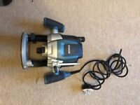"""1/2"""" Router-Erbauer 240v used once £65"""