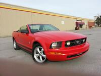 2007 MUSTANG ** PONY PACKAGE ** $12500