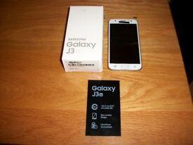Samsung Galaxy J3 mobile phone