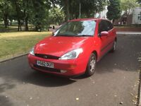 "FORD FOCUS LX 5DR 1.8 PETROL ""DRIVES GOOD + P/X CLEARANCE"""