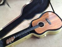 Martin DXK2AE Electro Acoustic Guitar