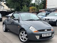 Ford Streetka 1.6 ICE STARTS AND DRIVES GOOD LONG MOT