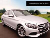 Mercedes-Benz C Class C200 D SPORT PREMIUM PLUS (silver) 2016-03-17