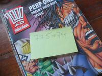 2000AD - Judge Dredd – 775-799 Comics Magazines