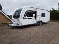 2014 Coachman Laser 640/4 Twin Axle Caravan