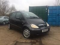 Mercedes a 170 automatic diesel