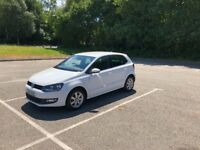 VW Polo 1.4 Match Edition - White