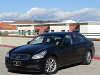 2009 Infiniti G37X Luxury . AWD. LEATHER. ROOF.