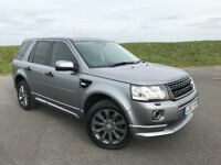 STUNNING 2013 LANDROVER FREELANDER 2 SD4 2.2 DYNAMIC WITH FULL LANDROVER SERVICE HISTORY! HPI CLEAR!
