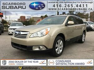 2010 Subaru Outback LIMITED PKG,  FROM 1.9% FINANCING AVAILABLE,