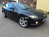 Mazda RX-8 1.3 4dr £1,450 p/x considered 2006 (06 reg), Coupe 99,890 miles Manual 1308cc Petrol
