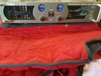 Prosound power amplifier