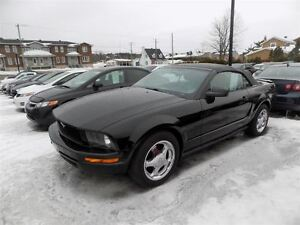 2007 Ford Mustang Décapotable