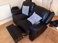 Reclinable Sofa REDUCED PRICE MUST GO