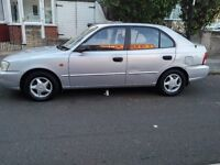 HYUNDAI ACCENT 1.5 AUTOMATIC LONG MOT PX WELCOME